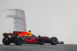 Daniel Ricciardo, Red Bull Racing RB13 gira