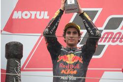 Podium : le deuxième, Niccolo Antonelli, Red Bull KTM Ajo