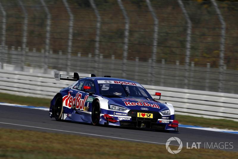 8. Mattias Ekström, Audi Sport Team Abt Sportsline, Audi A5 DTM