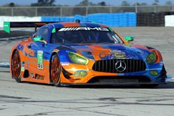 #75 SunEnergy1 Racing Mercedes AMG GT3