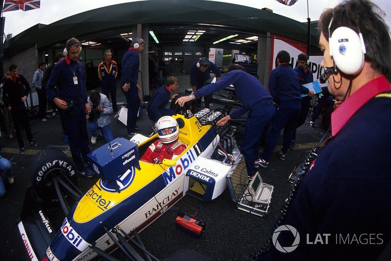 Мартин Брандл, Williams FW12 Judd