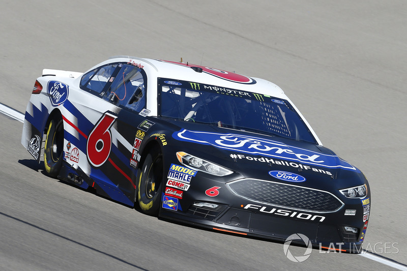 24. Trevor Bayne, No. 6 Roush Fenway Racing Ford Fusion