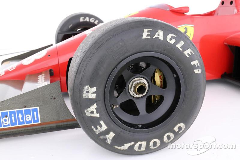 Ferrari F1/87, gefahren von Michele Alboreto und Gerhard Berger