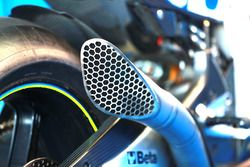 Alex Rins, Team Suzuki MotoGP, escape