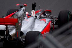 Winnaar Jenson Button, McLaren MP4-25