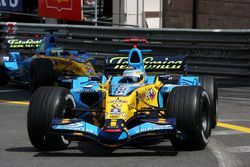 Fernando Alonso en Giancarlo Fisichella, Renault R26