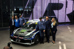 2018 Volkswagen Polo GTI WRX with Petter Solberg and Johan Kristoffersson