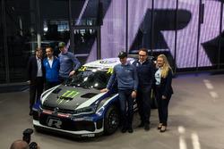 Volkswagen Polo GTI WRX 2018 con Petter Solberg e Johan Kristoffersson