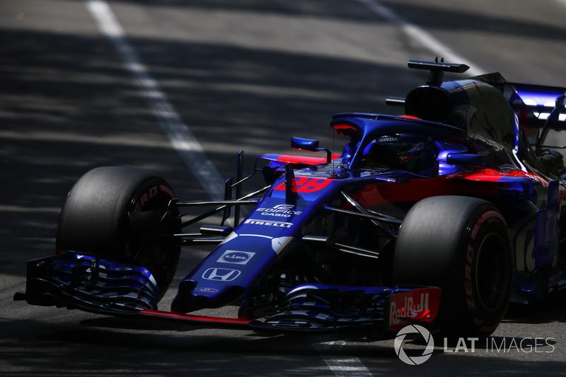 15: Брендон Хартли, Toro Rosso STR13 – 1:13.179
