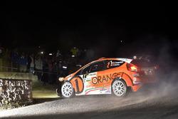 Simone Campedelli, Tania Canton, Ford Fiesta R5, Orange1 Racing