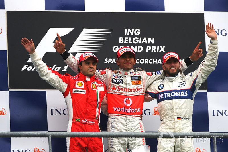 GP de Bélgica, 2008