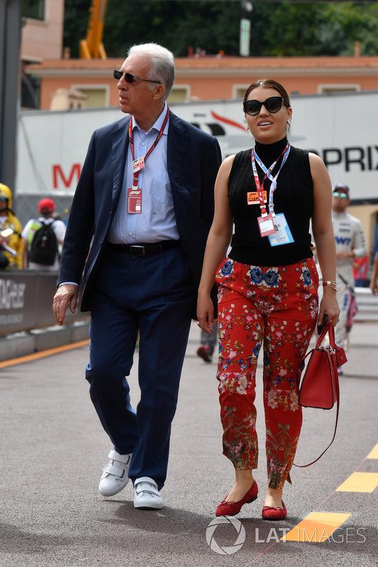 Piero Lardi Ferrari, Vice Presidente Ferrari