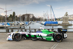 Car of Audi Sport ABT Schaeffler