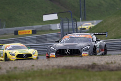 #8 Car Collection Motorsport Mercedes-AMG GT3: Christopher Friedrich, Lance David Arnold