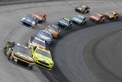 Ryan Newman, Richard Childress Racing, Chevrolet Camaro Bass Pro Shops / Cabela's,Paul Menard, Wood Brothers Racing, Ford Fusion Menards / Dutch Boy