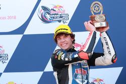 Podium: Marco Bezzecchi, Prüstel GP
