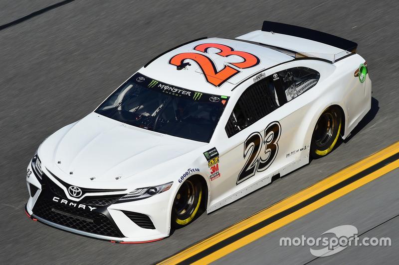 34. Gray Gaulding, BK Racing, Toyota