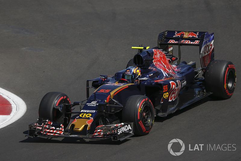 2016 - Toro Rosso, Carlos Sainz Jr.