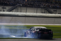 Il vincitore della gara Austin Dillon, Richard Childress Racing Chevrolet Camaro