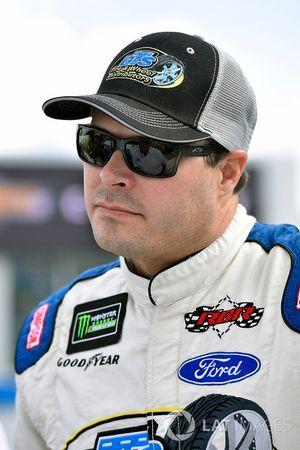 David Gilliland, RBR Enterprises Ford Fusion