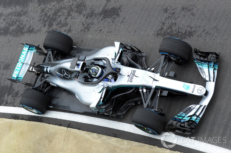 2018 : Mercedes W09 EQ Power