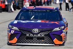 Denny Hamlin, Joe Gibbs Racing, FedEx Express Toyota Camry
