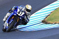 Wayne Maxwell, Yamaha Racing Team