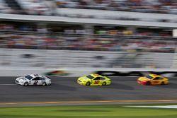 Brad Keselowski, Team Penske Ford Fusion Ryan Blaney, Team Penske Ford Fusion Joey Logano, Team Pens