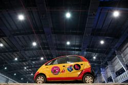 Cartist Tata Nano car