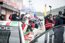 Winnaar Norbert Michelisz, Honda Racing Team JAS, Honda Civic WTCC