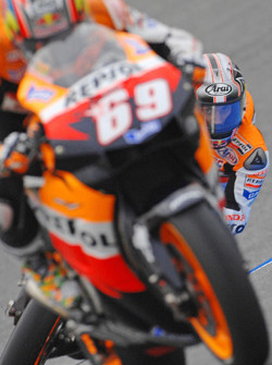 Dani Pedrosa and Nicky Hayden, Repso Honda Team
