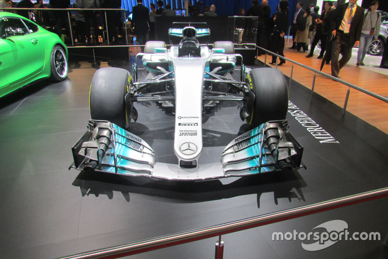 Petronas F1 W08 EQ Power