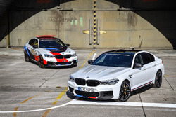 BMW M5 MotoGP Safety Car met de BMW M5