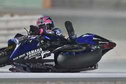 Sturz: Alex Lowes, Pata Yamaha