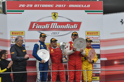 Podium Ferrari 458 Worldfinal