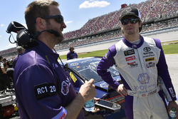 Christopher Bell, Joe Gibbs Racing, Toyota Camry Rheem and Chris Gayle