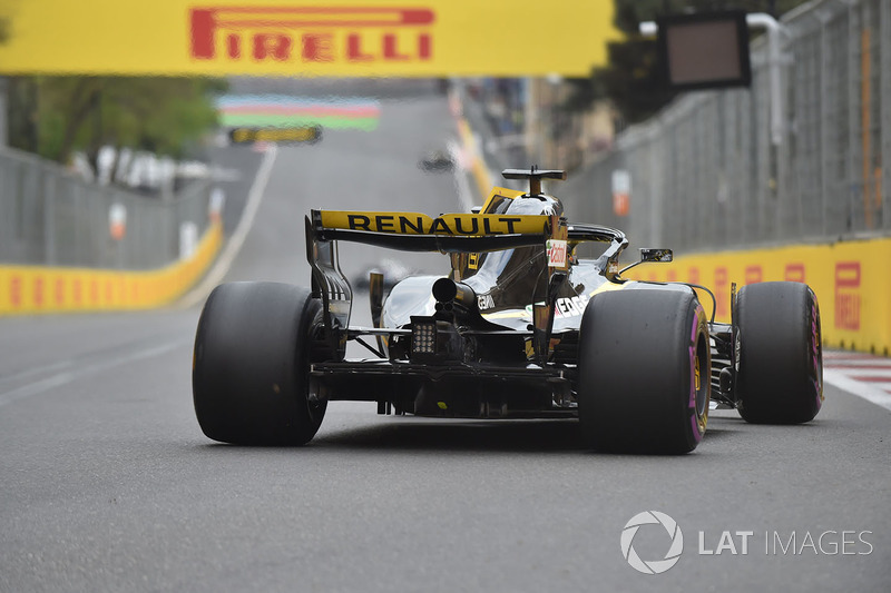 Ausfall: Nico Hulkenberg, Renault Sport F1 Team R.S. 18