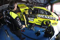 Ryan Blaney, Team Penske, Ford Fusion Menards/Richmond