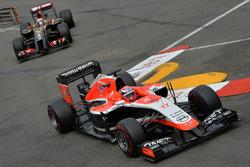 Jules Bianchi, Marussia MR03