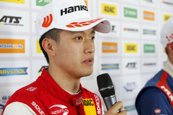 Press conference, Guanyu Zhou, PREMA Theodore Racing Dallara F317 - Mercedes-Benz
