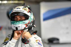 #25 BMW Team RLL BMW M8, GTLM: Connor de Phillippi