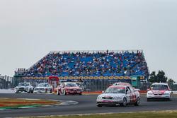 Classic Audi BTCC action