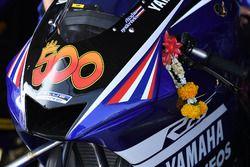 Motor Anupab Sarmoon, Yamaha Thailand Racing Team