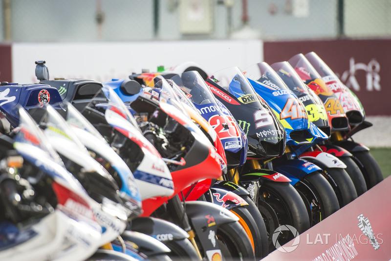 Мотоцикли MotoGP