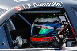 Race winner Louis-Philippe Dumoulin