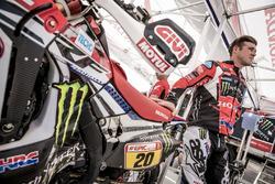Рики Брабек, Monster Energy Honda Team (№20)