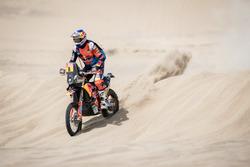 Тоби Прайс, KTM Factory Racing Team, KTM 450 Rally (№8)