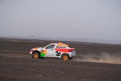 Isidre Esteve, Txema Villalobos, KH-7 Rally Team BMW