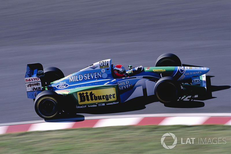 Johnny Herbert, Benetton B194 Ford