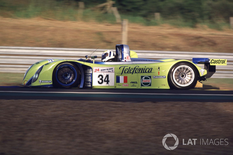 2000: Jordi Gené (3 participaciones y 1 victoria)